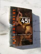 Ray Bradbury Fahrenheit 451 signed 40th anniver... - $94.05