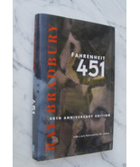 Ray Bradbury Fahrenheit 451 40th Anniv. Ed. sig... - $247.50