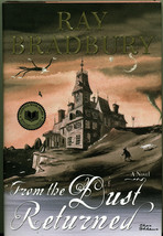 RARE! FROM THE DUST RETURNED 1st Ray Bradbury Signed and Dated on Halloween - $343.00
