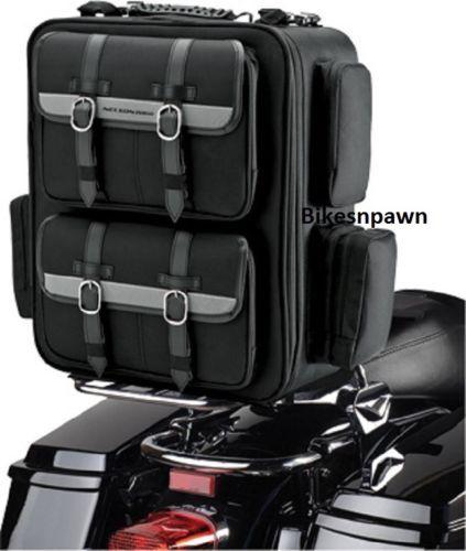 New Nelson Rigg Riggpaks CTB-1050 Deluxe Tourer Bag & Rain Cover
