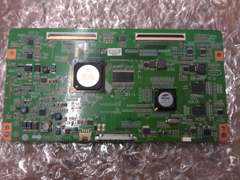 LJ94-02860A T Con Board From Samsung LN40B610A5FXZA LCD TV