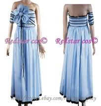 Alice In Wonderland Costumes Alice Blue Flower Dress - Custom made in An... - $94.05
