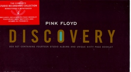 Pink Floyd Discovery 16 CD Box Set Brand New Factory Sealed Free Shippin... - $49.99