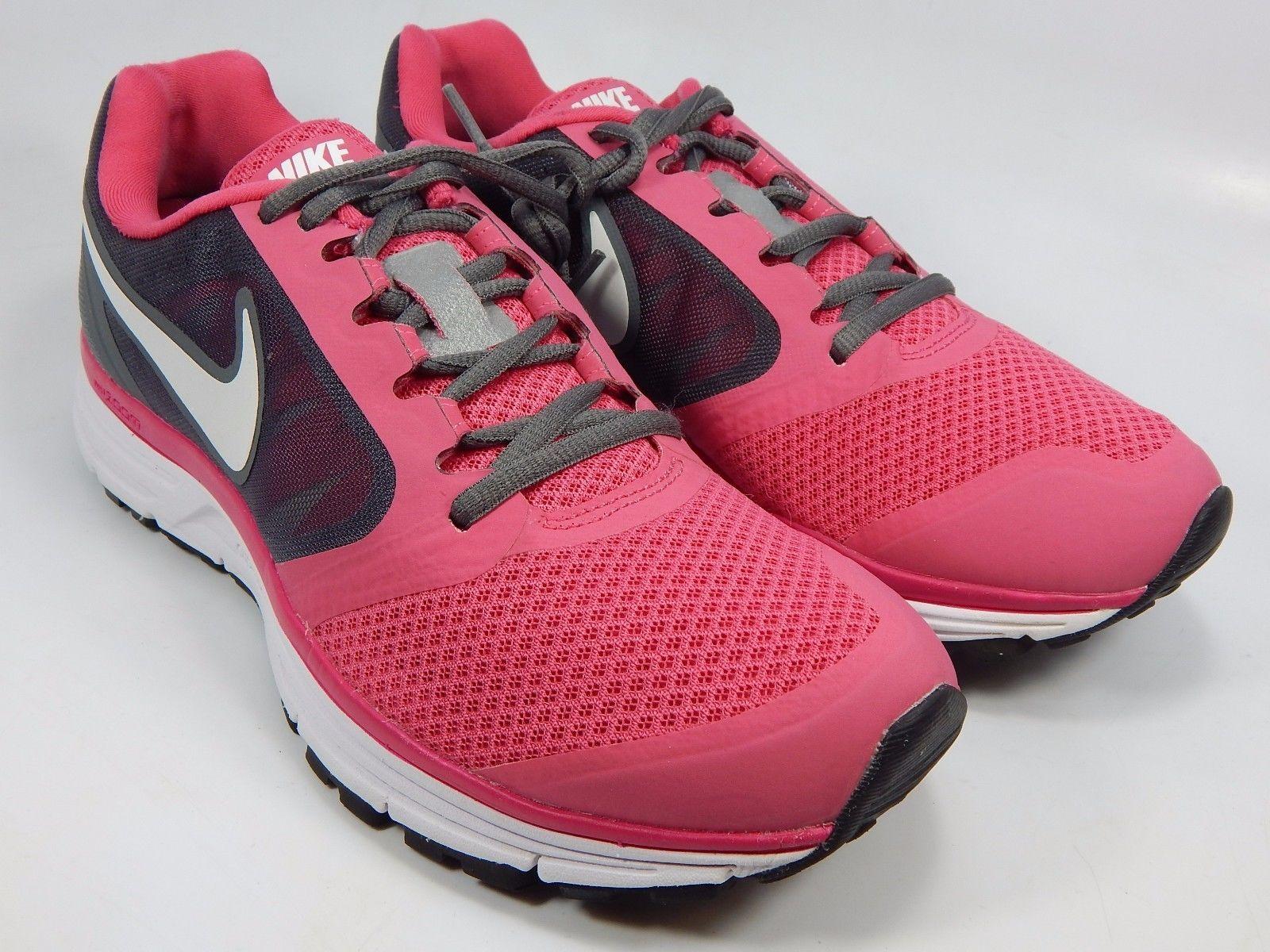 Nike Vomero+ 8 Women's Running Shoes Size US 8 M (B) EU 39 Gray Pink 580593-610
