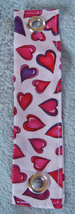 Mandolin Strap Accessory/Use Your Guitar Strap For Mandolin/Wild Hearts - $5.99