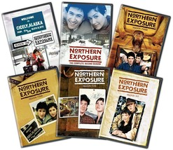 Northern Exposure Complete Series Seasons 1 2 3 4 5 6 DVD Collection New Set 1-6 - $56.00