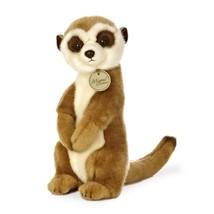 Aurora World 26228 Miyoni Meerkat Plush Toy, Brown/white #cbe - $22.39