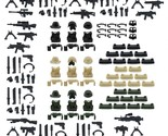 Or lego minifigures minifig accessories modern weapons with armor and sandbags set thumb155 crop