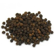 Pepper Peppercorns Black Whole India 4 Oz - 2 Lb Resealable Bag - $7.49