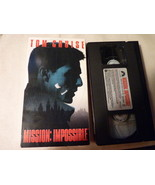 Mission: Impossible (1999, VHS) Tom Cruise - $3.47