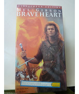 Braveheart (VHS, 2000, 2-Tape Set, Widescreen) - $9.85