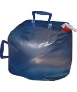 EMERGENCY WATER STORAGE 5 GAL CARRIER CAMPING S... - $29.65