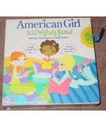AMERICAN GIRL 300 WISHES GAME 2005 MATTEL COMPLETE EXCELLENT - $20.00