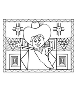 Coloring Page- New Mexico Chile Pepper  - $1.50