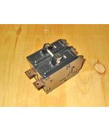 TAYLOR ELECTRIC 15 AMP 2 POLE CIRCUIT BREAKER (CGQ-215) ~ RARE! - $79.99