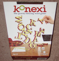 KONEXI GRAVITY DEFYING WORD GAME PREMIUM EDITION 2010 WONDER FORGE COMPL... - $20.00