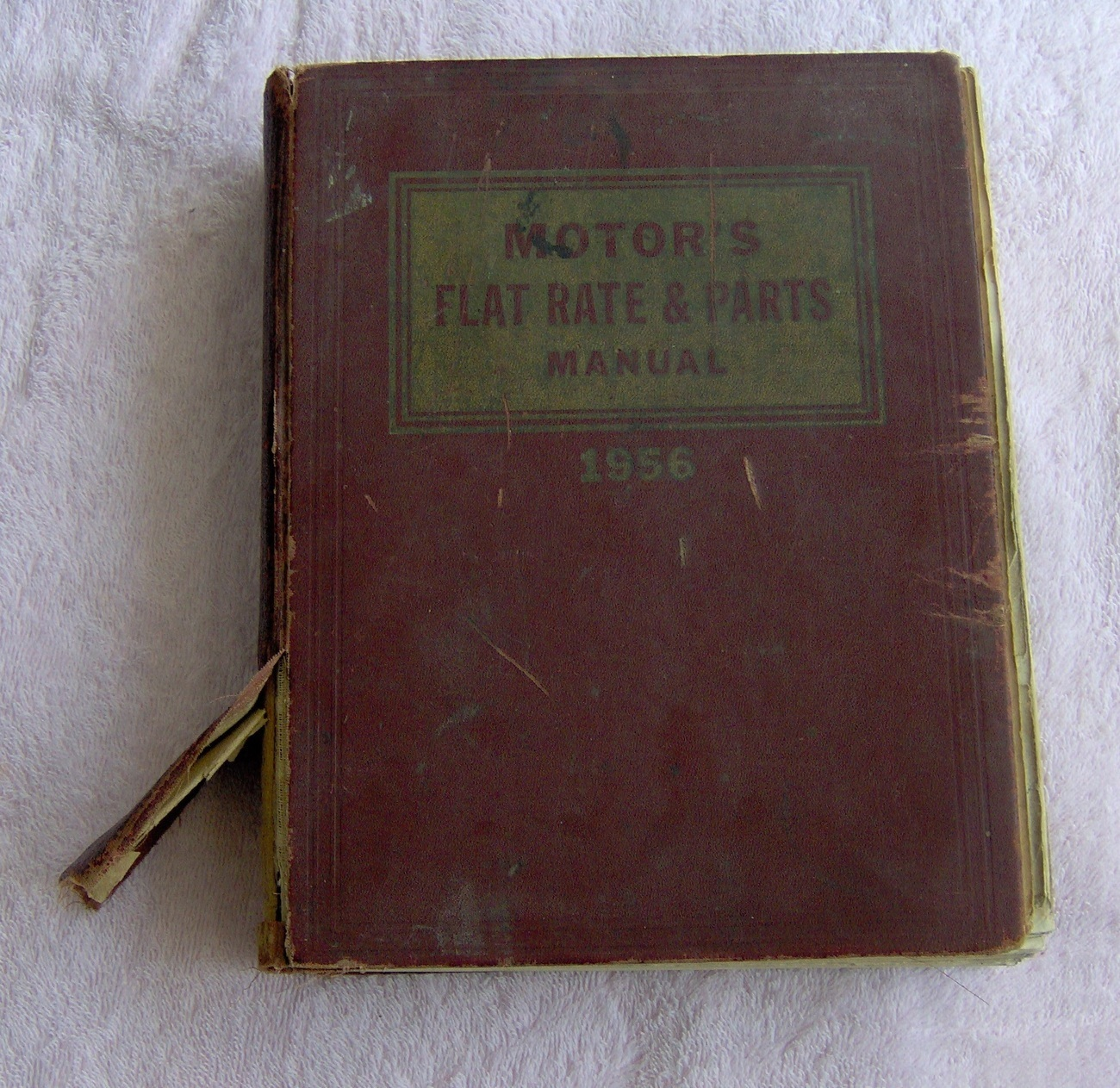 1956 motors flat rate and parts manual and 50 similar items 1956 motors flat rate and parts manual automotive book hardcover fandeluxe Images
