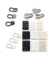 Button Pant & 3-Hook Bra Extender - Add Size to Your Clothing! (Variety ... - $10.88