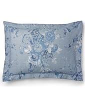 """$130 RALPH LAUREN HOME Pillow Sham INDIGO Montauk FLORAL Blue 20"""" x 36"""" ... - $89.97"""