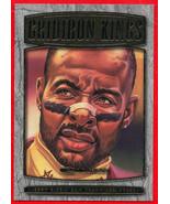 1997 Donruss GRIDIRON KINGS Jerry Rice 1258/5000 #GK8 49ers - $7.91