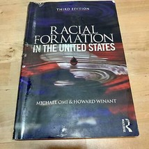 Racial Formation in the United States, 3rd Edition - $35.15