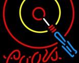 Coors light darts neon sign 16  x 16  1 thumb155 crop