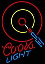 Coors Light Darts Neon Sign - $699.00