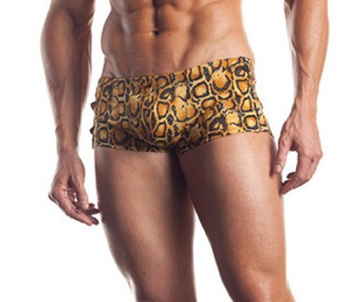 Primary image for Shorts Leo with Snap Detail Leopard One Size