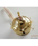 Oil Lamp Burner w/Jar Lid Lamp Kit - Turn Mason jars into oil lamps - $13.00