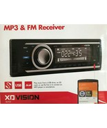 Ematic - XD103 - FM MP3 Stereo Receiver SD Card - $49.45