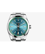 Rolex milgauss green dial 2 thumbtall