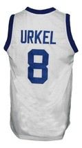 Steve Urkel #8 MTV Rock N Jock Basketball Jersey New Sewn White Any Size image 2