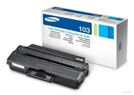 Samsung MLTD103L High-Yield Toner, 2,500 Page-Yield, Black - $87.07