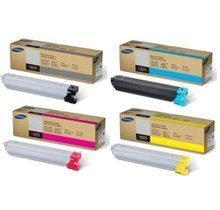 Primary image for ~Brand New Original Samsung CLT-809S Laser Toner Cartridge Set Black Yellow M...