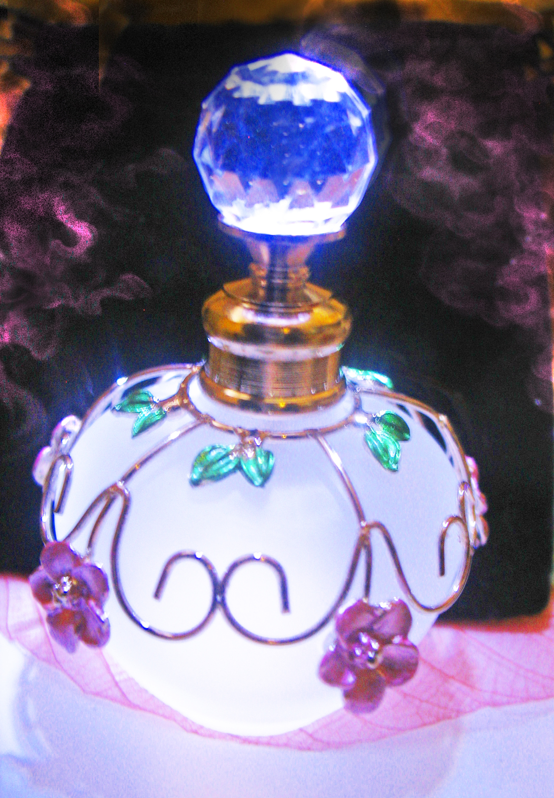Primary image for Haunted 3 COVENS BLESSED NEW BEGINNINGS SPRING EQUINOX PERFUME MAGICK Cassia4