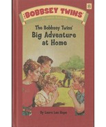 The Bobbsey Twins Big Adventure At Home Laura L... - $4.99