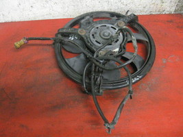 97 98 99 01 02 03 00 Audi A8 oem condenser radiator cooling fan motor assembly - $39.59