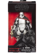 Star Wars The Force Awakens Captain Phasma Blac... - $24.95