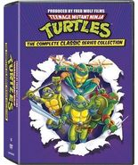Teenage Mutant Ninja Turtles: The Complete Classic Series Collection DVD... - $69.89