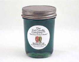 Eucalyptus 90 Hour Gel Candle Classic Jar - €8,46 EUR