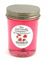Watermelon 90 Hour Gel Candle Classic Jar - $9.65