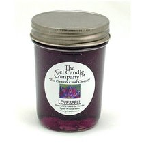 Lovespell 90 Hour Gel Candle Classic Jar - $9.65