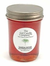 Sandalwood 90 Hour Gel Candle Classic Jar - €8,30 EUR