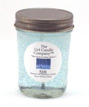 Rain 90 Hour Gel Candle Classic Jar - $9.65