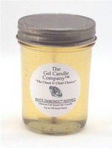 White Diamonds Inspired 90 Hour Gel Candle Classic Jar - $9.65
