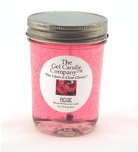 Rose 90 Hour Gel Candle Classic Jar - €8,60 EUR