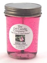 Sweet Pea 90 Hour Gel Candle Classic Jar - €8,62 EUR