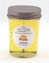 Sunshine 90 Hour Gel Candle Classic Jar - $9.65