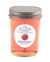 Georgia Peach 90 Hour Gel Candle Classic Jar - $9.65