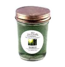 Bamboo Scented Gel Candle 90 Hour Classic Jar - €8,62 EUR